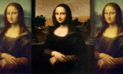 کشف یک راز مخفی در تابلو مونالیزا