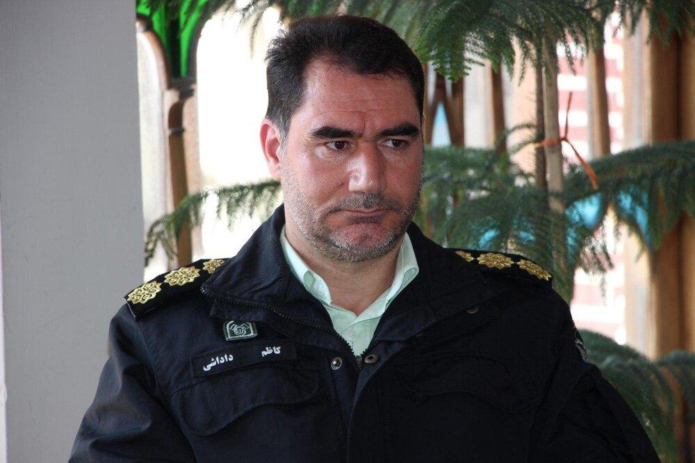 دستگیری ۴ عامل حفاری غیر مجاز در خداآفرین