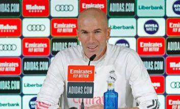 واکنش زیدان به شایعه اخراج از رئال مادرید