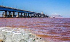 خبر خوب درباره دریاچه ارومیه