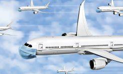 ترافیک هوایی وحشتناک در آمریکا برای عید شکرگذاری!